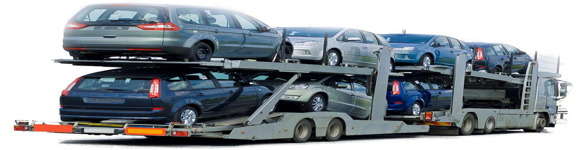 حمل خودرو از نمایندگی تا درب منزل